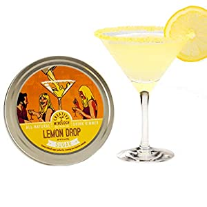 FLAVOR: Lemon drop sugar cocktail rimmer is a refreshing, sweet sugar blend with an iconic, beloved flavor that conjures up summer and island vibes. INGREDIENTS: We infuse natural sugar with lemon to create the perfect lemon drop rimming sugar to add...