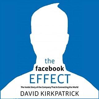 The Facebook Effect (excerpt) audiobook cover art
