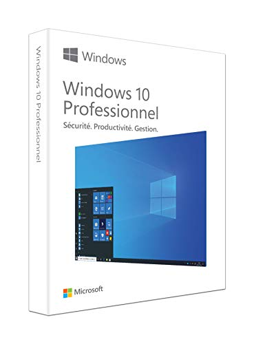 WINDOW PROFESSIONNEL 10 | P2 32-bit/64-bit | French | USB