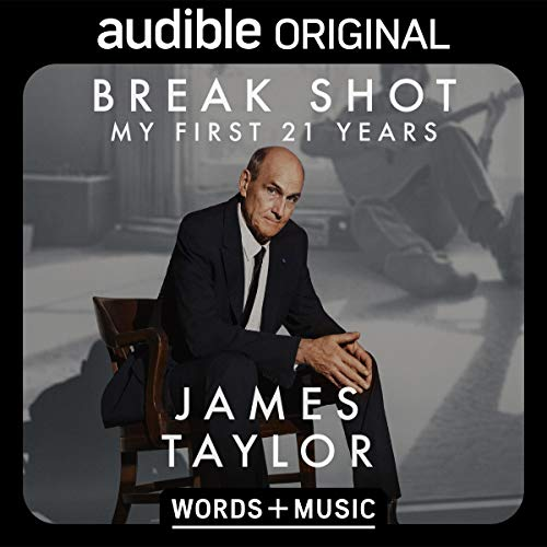 Break Shot: My First 21 Years Audiobook By James Taylor cover art
