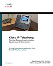 Cisco IP Telephony: Planning, Design, Implementation, Operation, and Optimization (paperback) (Networking Technology) (English Edition)