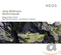 Widmann: Works for Ensemble