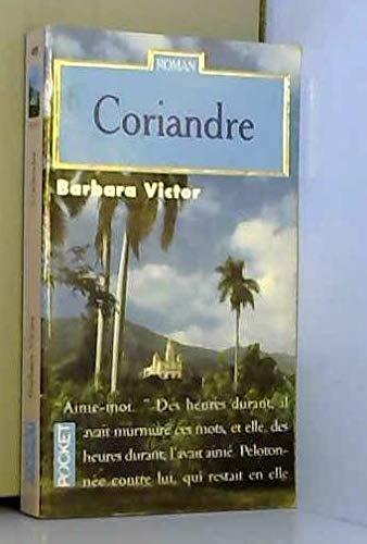 Coriandre (Pocket roman)