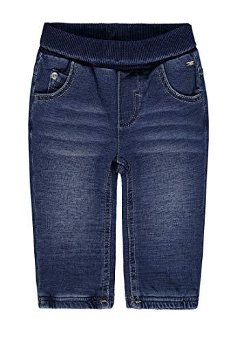 Kanz Unisex Baby Hose, Blau (Blue Denim|Blue 0013), (Herstellergröße: 62)