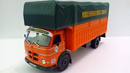 Desconocido 1/43 CAMION Truck Pegaso Comet ESPAÑOL Frutas Fernanda