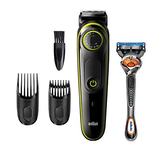 Braun Recortadora de barba BT3241, Máquina recortadora de barba y cor