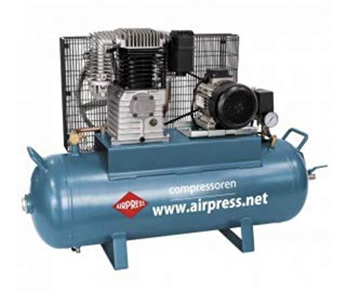 Airpress K100-450 36512-N - Compresor de aire comprimido (3 CV, 100 L,...