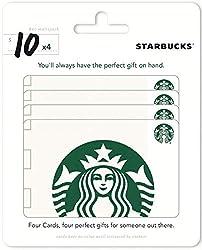 Starbucks Gift Card - Amazon Prime