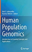 Human Population Genomics: Introduction to Essential Concepts and Applications