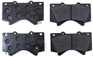 Toyota Genuine Parts 04465-0C020 Front Brake Pad Set by Toyota