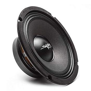 Skar Audio FSX8-4 8  350 Watt 4 Ohm Pro Audio Midrange Loudspeaker Each