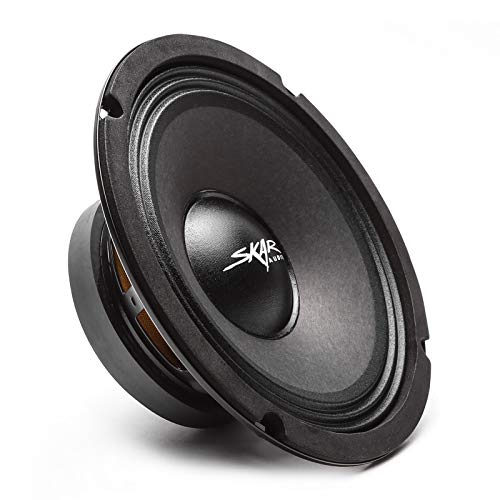 "Skar Audio FSX8-4 8"" 350 Watt 4 Ohm Pro Audio Midrange Loudspeaker, Each"