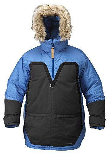 FJALLRAVEN Polar Parka Fleecejacke für Herren M Eisblau