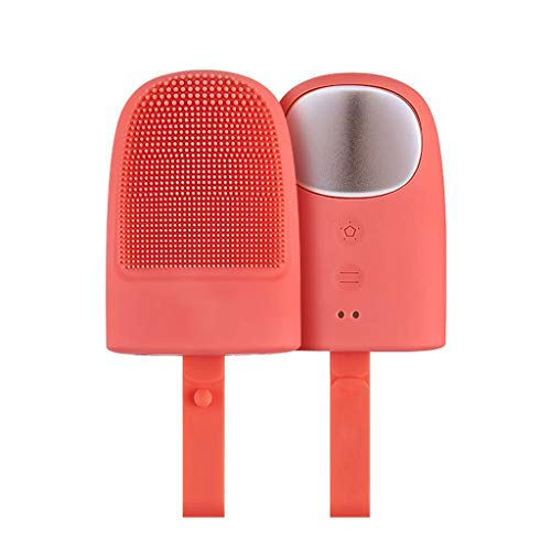 YANG Nettoyant Pores de rétrécissement de nettoyant de Pores de Silicone d'instrument (Color : Orange)