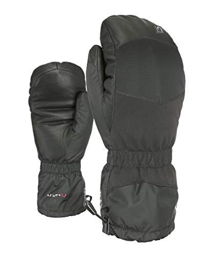 Level Erwachsene Handschuhe Yeti Mitt, Black, M