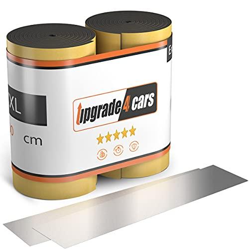 Upgrade4cars Protector Pared Garaje | Espuma con Reflector Opcional | Protectores Puertas Panel Columnas | Paragolpes para Garajes | Protección Pilares Parking