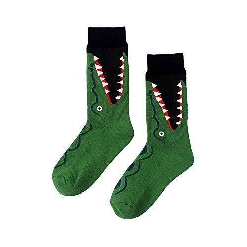 Hacoly Calcetines Suaves y Transpirables Calcetines de algodón Calcetines...