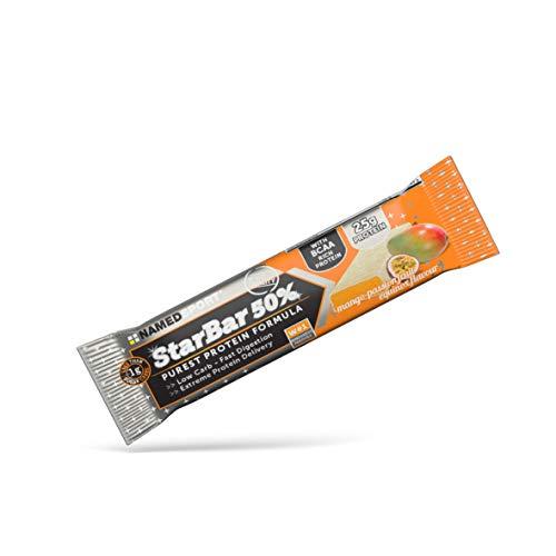 NAMEDSPORT STARBAR 50% Mango & Passion Fruit Equinox - 50g,...