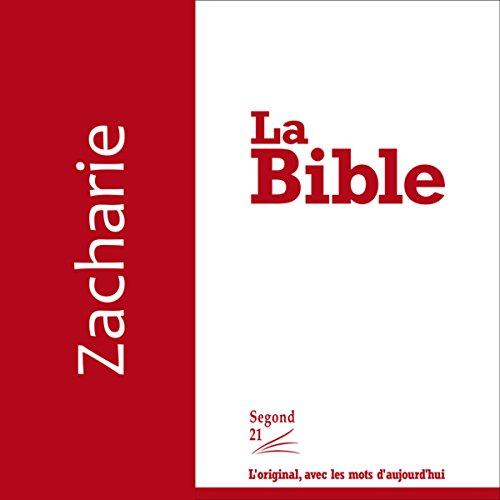 Zacharie - version Segond 21 cover art