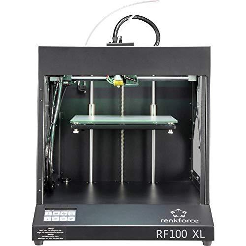 Renkforce RF100 XL V2 3D Drucker inkl. Filament