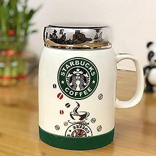 مج للقهوة مصنوع من السيراميك من ستاربكس
