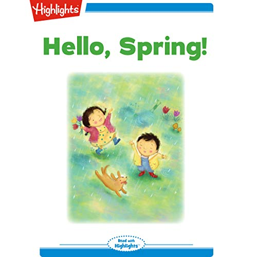 Hello Spring! cover art