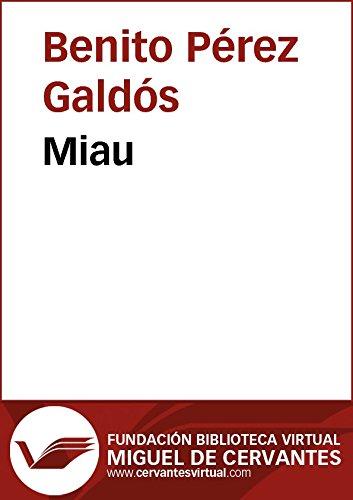 Miau (Biblioteca Virtual Miguel de Cervantes)