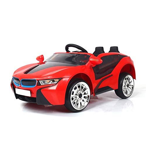 ATAA CARS Super 8 Sport Batterie 12v - Rouge - Voiture électrique Enfants avec télécommande Pas Cher