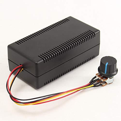 Módulo electrónico Control de velocidad de motor HHO RC Controlador 12V 24V 48V 2000W MAX 9-50V 40A DC Equipo electrónico de alta precisión