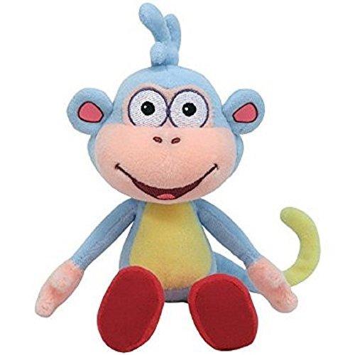 Rubie's Nickelodeon Dora the Explorer Boots Baby/Toddler Costume, Newborn