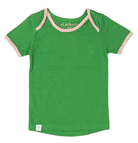 Alba Baby Girl Kurzarmshirt Vera T-Shirt Juniper Adorable Tile