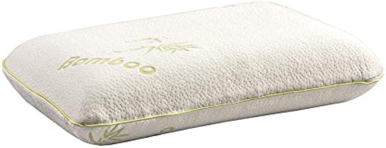 Primo International 33745 Wonderland Comfort Luxe Pillow, White, Standard