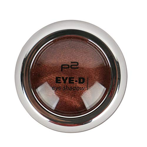 p2 cosmetics Make-up Lidschatten Eye-D Eye Shadow 050