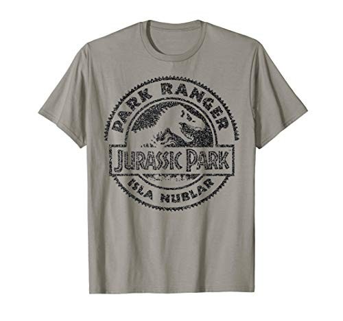 Jurassic Park Isla Nublar Ranger T-Shirt