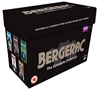 Bergerac: The Complete Collection [DVD] [1981] (B002KSA41A) | Amazon price tracker / tracking, Amazon price history charts, Amazon price watches, Amazon price drop alerts