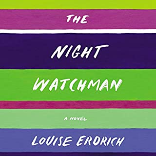 The Night Watchman cover art
