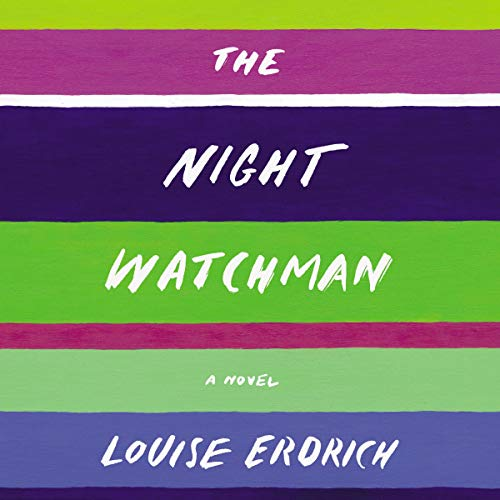 The Night Watchman  By  cover art