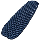 FUNDANGO Ultralight Inflatable Sleeping Mat Compact Camping Pad for Outdoor Sports Backpacking Hiking