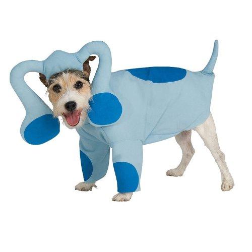 Blue's Clue Pet Costume Size XLarge