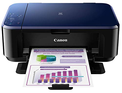 Canon E560 Multifunction Wireless Ink Efficient Colour Printer...