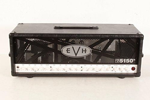 EVH 5150 III 100W 3-Channel Tube Guitar Amp Head Black