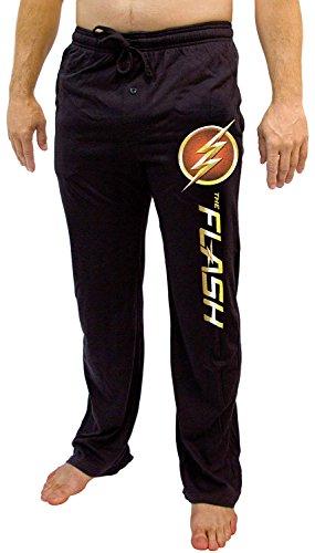 DC Comics The Flash TV Show Logo - Pantalones de Pijama para