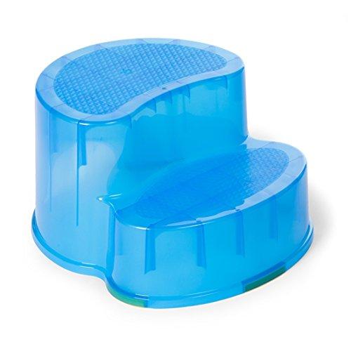Treppenhocker Trendy blau