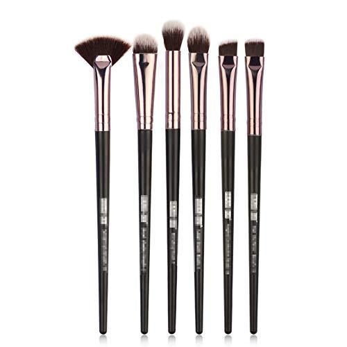 Poignée En Plastique Pinceau De Maquillage Profession Fondation Eye Shadow Pinceau Pour Daily Outils De Beauté Du Visage,1