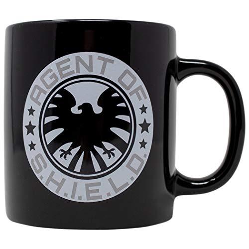 Marvel Agents of S.H.I.E.L.D. Symbol 425 ml Tasse
