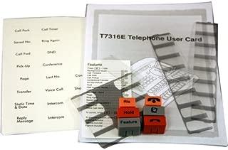 t7316 button labels