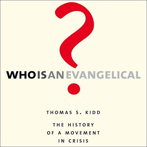 Who Is an Evangelical? Titelbild