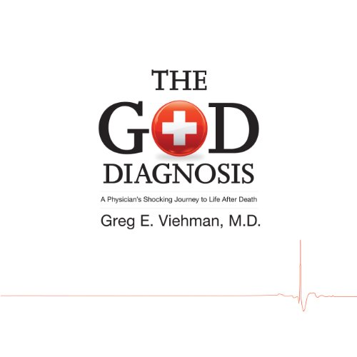 The God Diagnosis Audiobook By Greg E. Viehman M.D. cover art