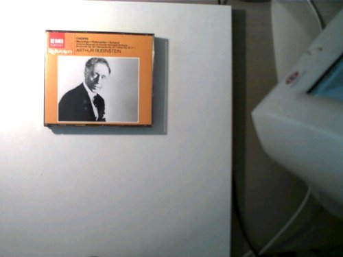 Artur Rubinstein (Klavier): Chopin,