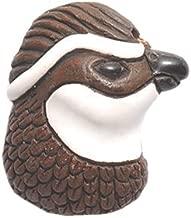 peruvian ceramic animal beads